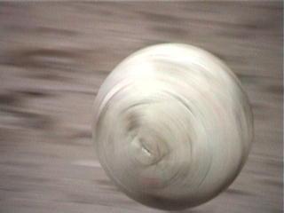 rolling bal